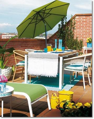 Deco ideas para tu terraza for Ideas para hacer una terraza