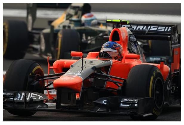 2012 Formula 1 Airtel Indian Grand Prix 8
