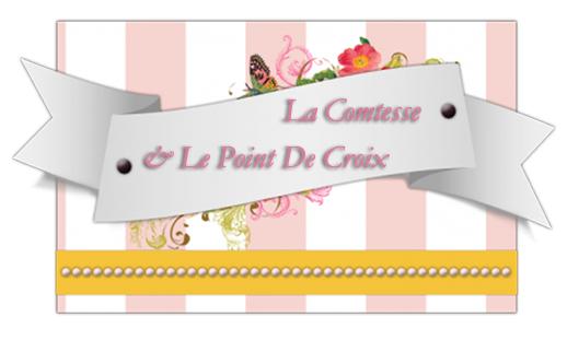 La Comtesse & Le Point De Croix: Hortensia