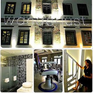 Hotel Metropolitan Super Unique Concept SINGAPORE