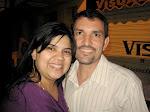 Pastores Marco César e Gendra