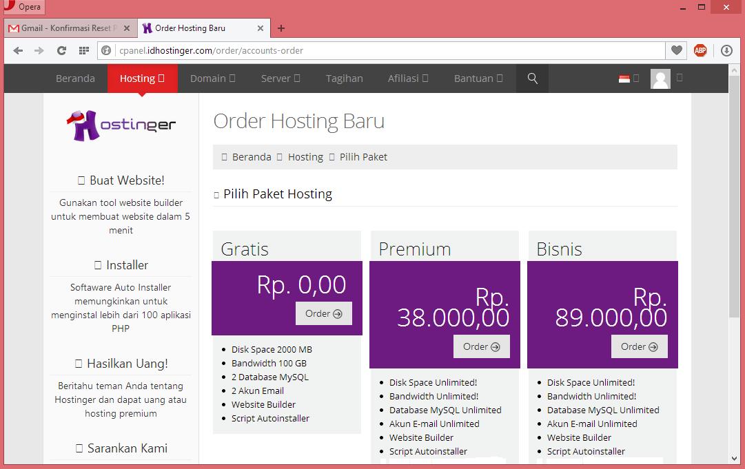 Membuat Website Toko Online Dengan CMS Opencart 2