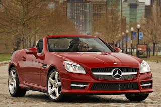Harga Mercedes Benz SLK Class