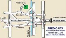 Predio de UTA. - Moreno