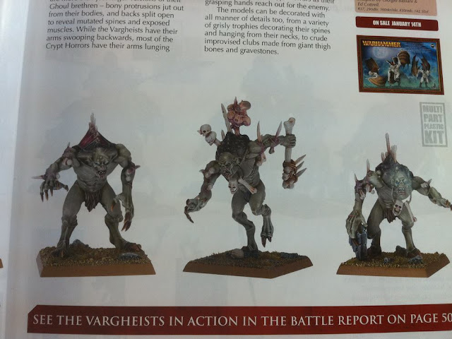 Warhammer Crypt Horror model photo