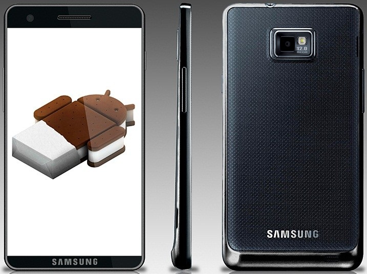 Samsung Galaxy S Young Rooms