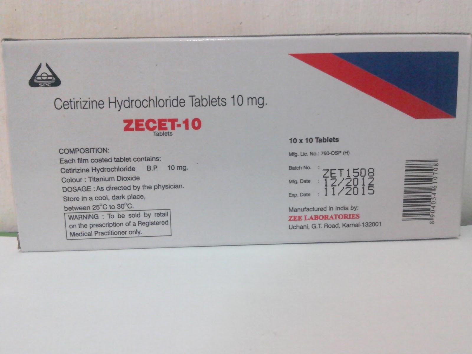 Betahistine Hydrochloride Tablets Side Effects