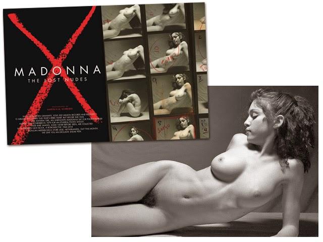 Like a virgin! (Créditos: Reprodução Playboy)