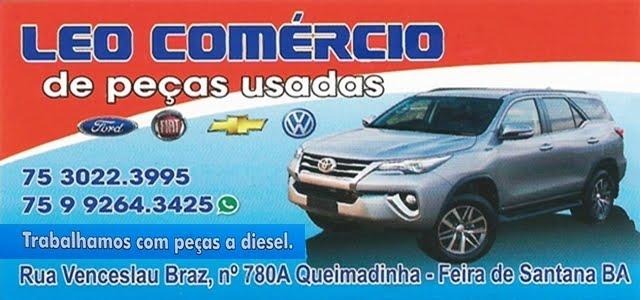 LEO COMÉRCIO DE PEÇAS USADAS