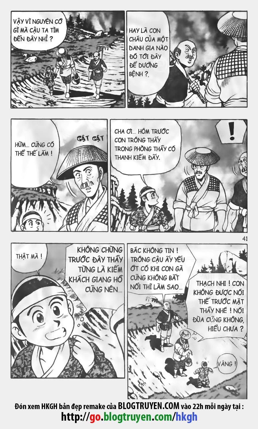 Hiệp Khách Giang Hồ - Hiệp Khách Giang Hồ Chap 071 - Pic 11