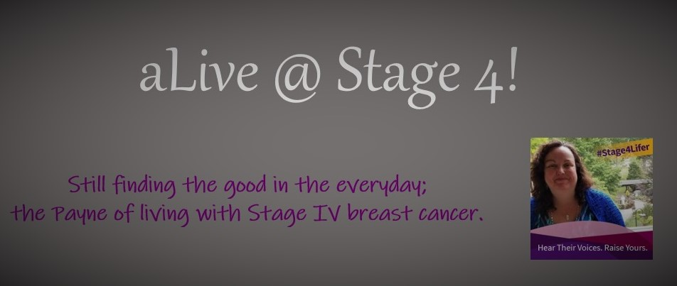 aLive @ Stage 4!