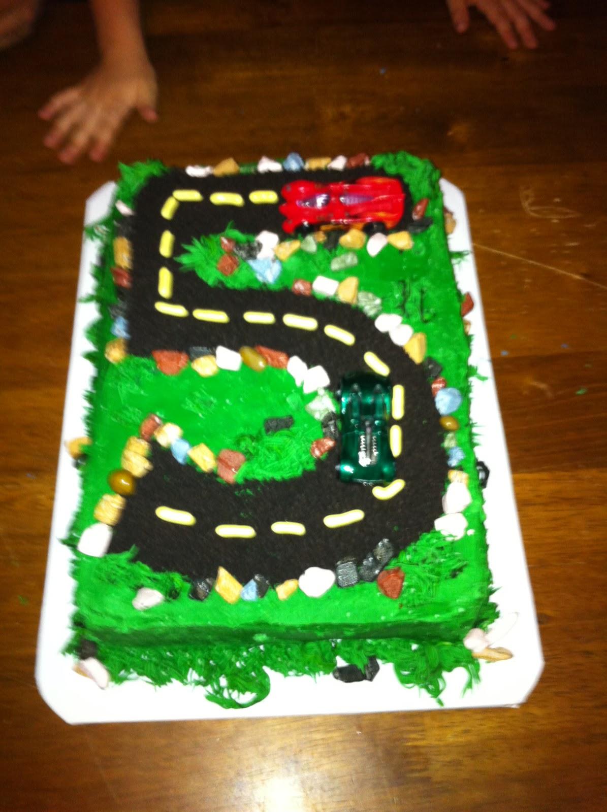 Cakecreated Alex S Car Cake