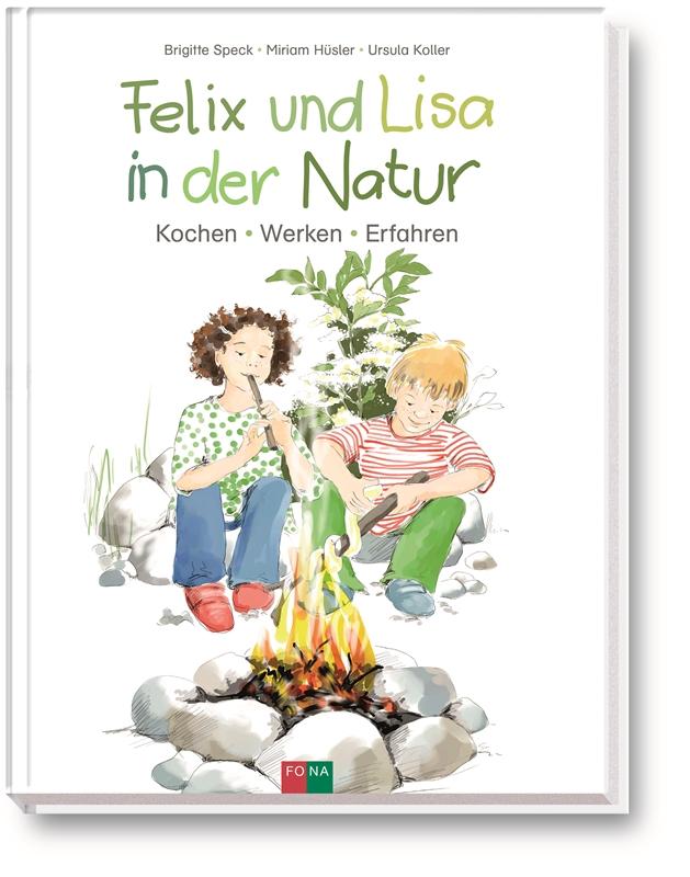 """""""Felix und Lisa in der Natur"""" aus dem Fona Verlag"""