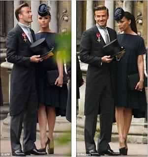 Victoria Beckham, cara de xuxu com o Deus grego que ela chama de marido.