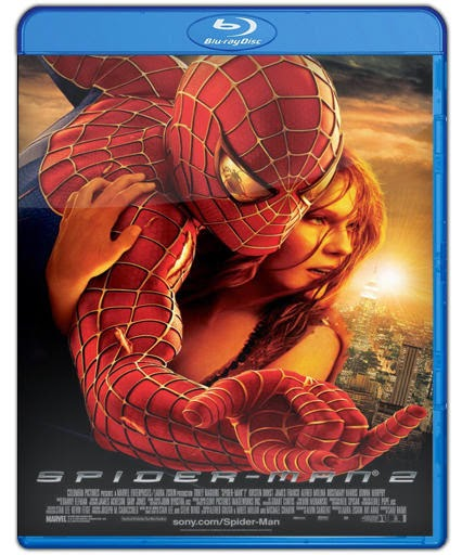 Spiderman 2 (2004) HD 1080p Latino