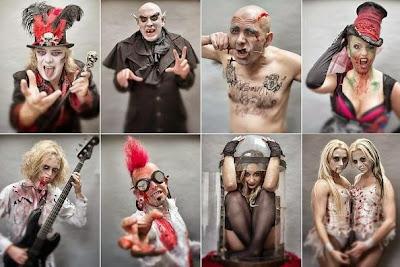 Το πιο τρομακτικό τσίρκο που έχετε δει ποτέ
