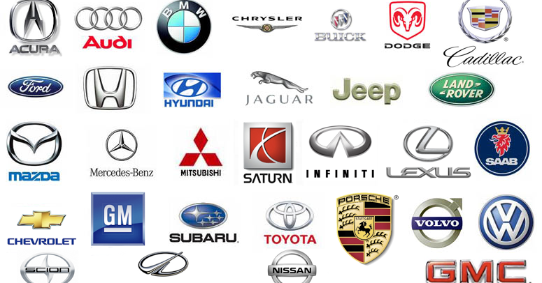 Car Logo Purchase And Sale Cars