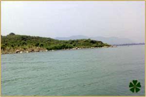 Taptapani Lake