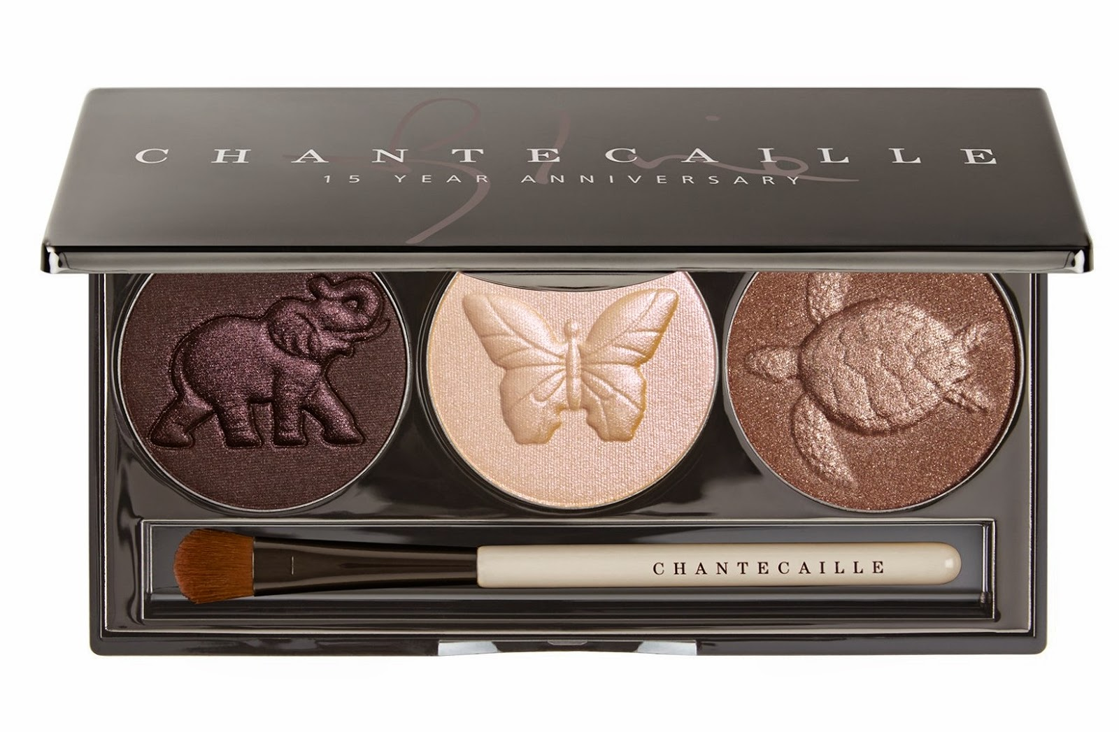 Chantecaille Autumn Winter 2014: 15th Anniversary Palette