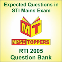 RTI 2005 Question Bank