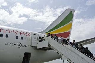 Ethiopian Airlines Brazil