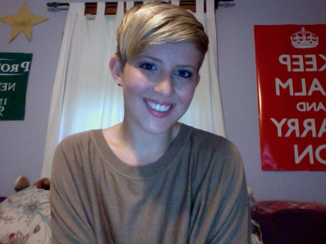 Y Cropped Pixie Cut Thanks Slaaks Ucfeed Buzzcutfeed Undercut Undercuts