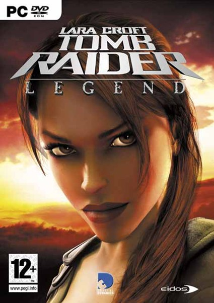 Lara Croft Tomb Raider Legend PC Full Español