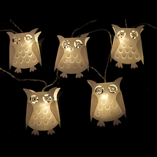 My Owl Barn: 7 Holiday Lights to Deck the Halls