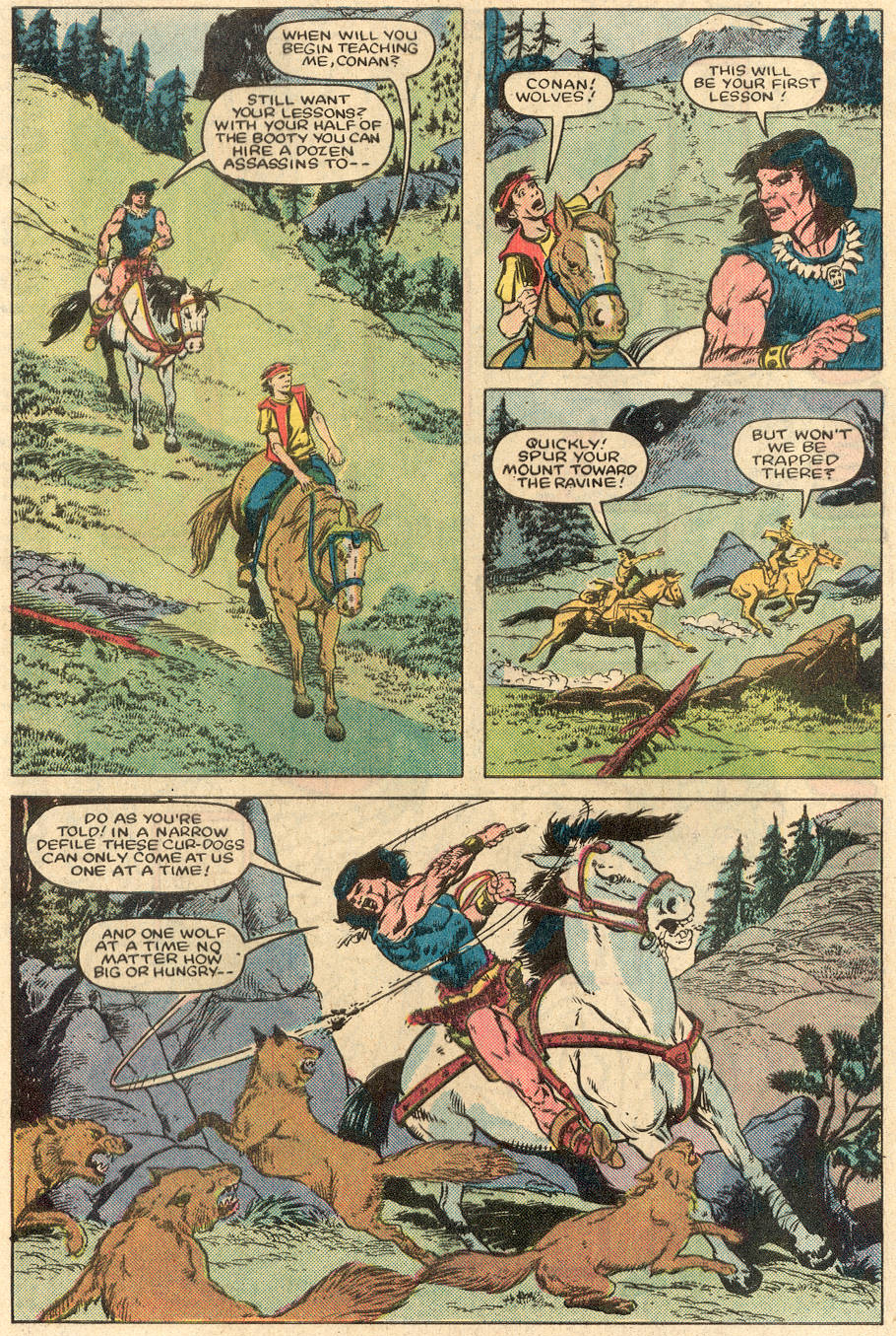 Conan the Barbarian (1970) Issue #164 #176 - English 6