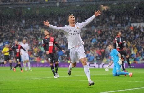 Video Cuplikan Gol Real Madrid VS Rayo Vallecano 5-0 30 Maret 2014