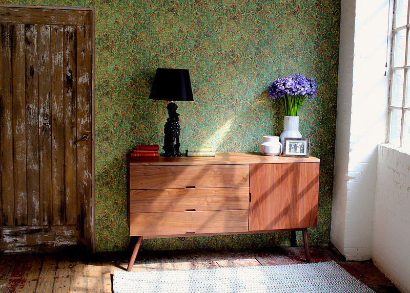 A poodle lamp and sideboard from Dwell - win £100 to spend!