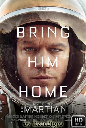 Marte (The Martian) [1080p] [Latino-Ingles] [MEGA]