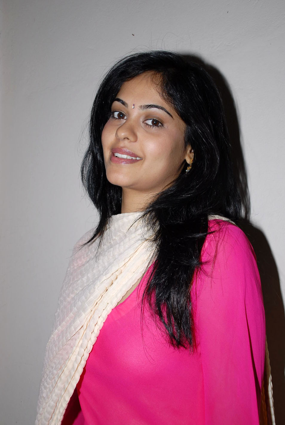 Bindu Madavi - Bindu Madavi Latest Stills in Pink suit