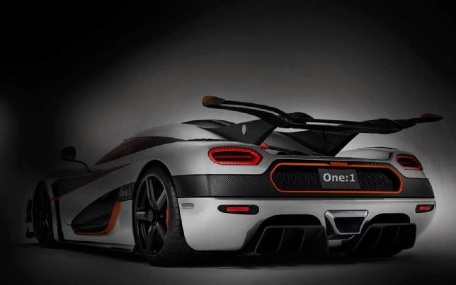 Agera One : 1