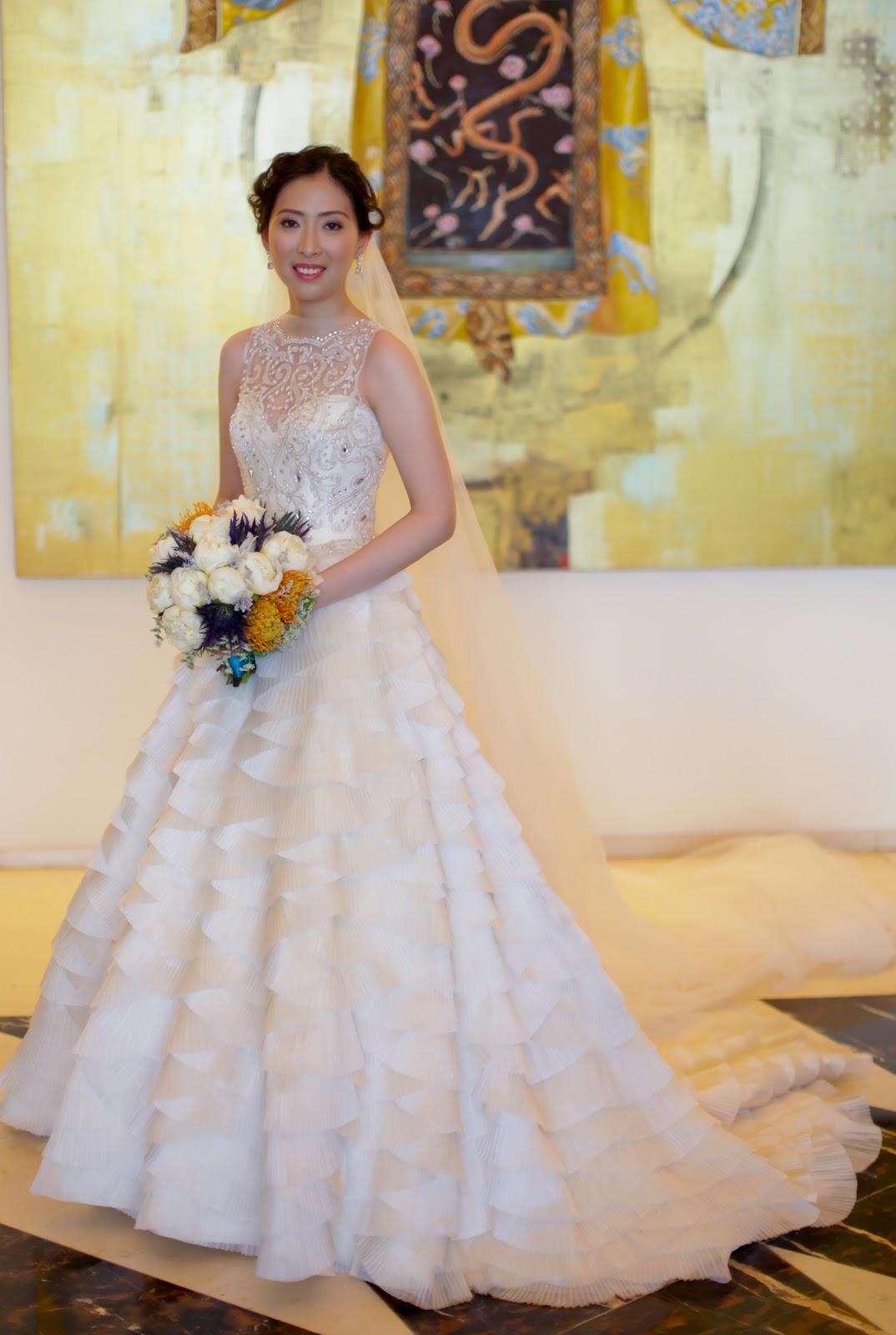 The Veluz Bride: Klia