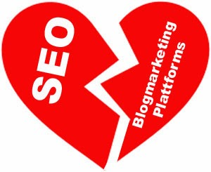 Blogmarketing Plattformen SEO Ende