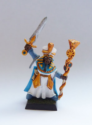 High Priest from Warhammer Quest