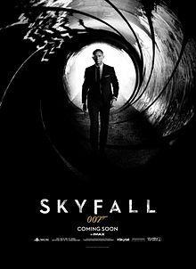 Sinopsis Film Skyfall