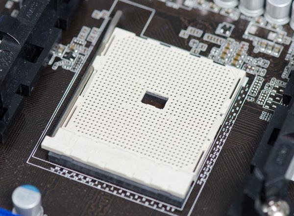 AMD Fusion A8-3850 - Socket FM1