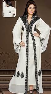 Baju pesta batik kombinasi polos