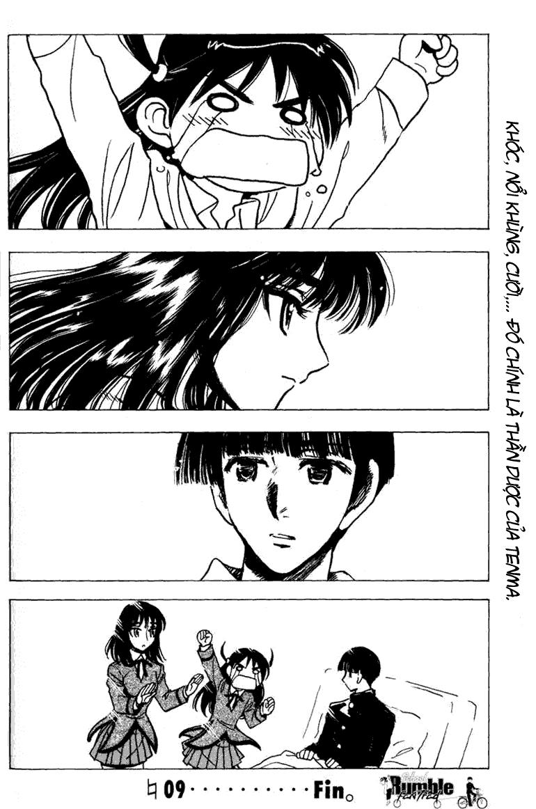 School Rumble Z chap 9 - Trang 18