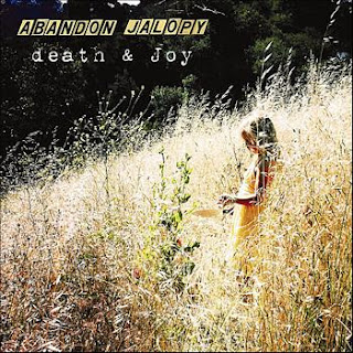 Abandon Jalopy (Brad Smith / Blind Melon) - 'Death and Joy' CD Review (