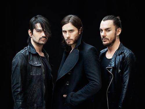 THIRTY SECONDS TO MARS: Τετάρτη 30 Σεπτεμβρίου @ TerraVibe