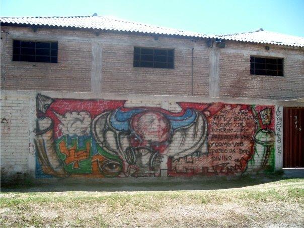 Ex Graffiti...