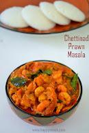 Chettinad Prawn Masala | Chef Venkatesh Bhat Recipes - Recipe #5