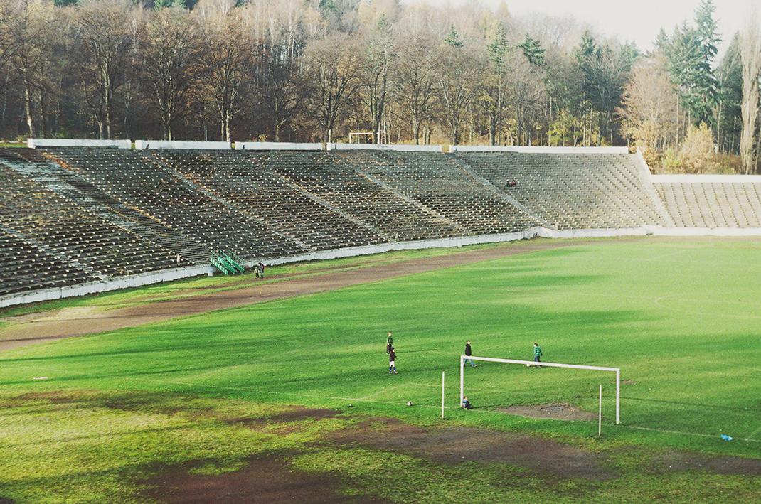 dawny stadion Górnika Wałbrzych, lata 20.