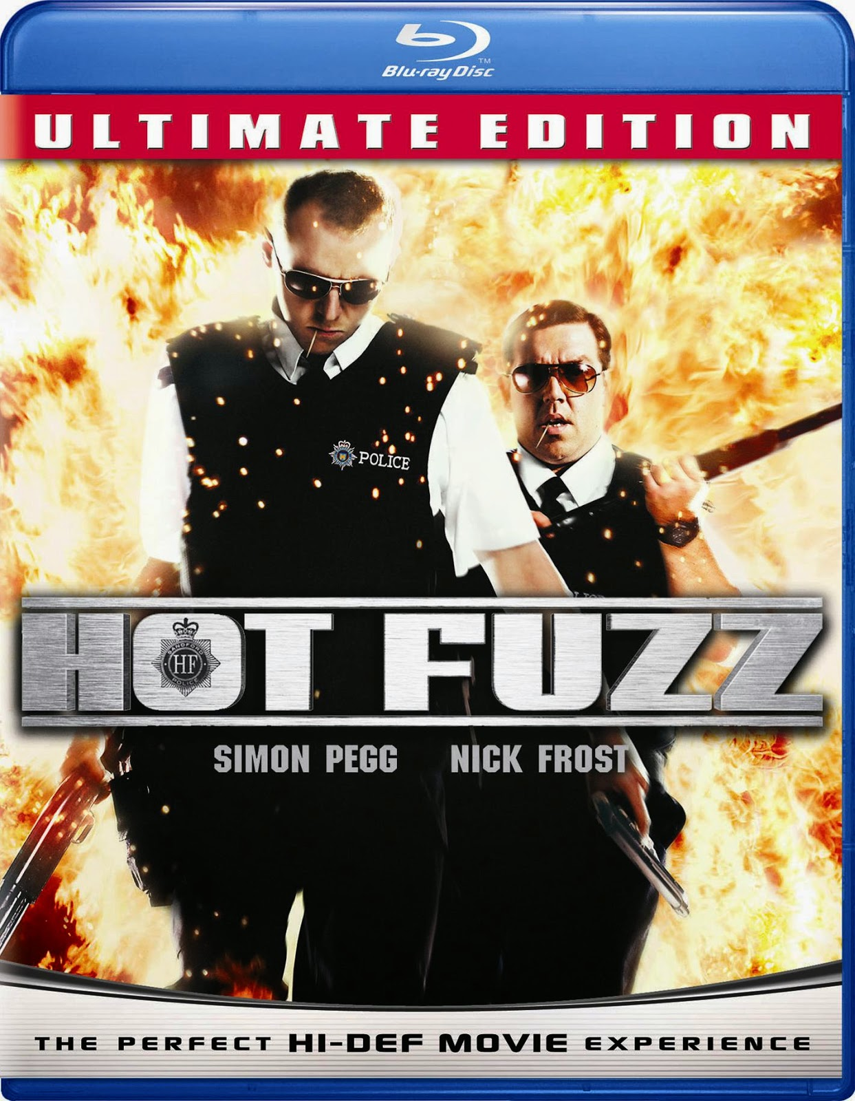 Arma Fatal (Hot Fuzz 2007) BRrip HD vl latino