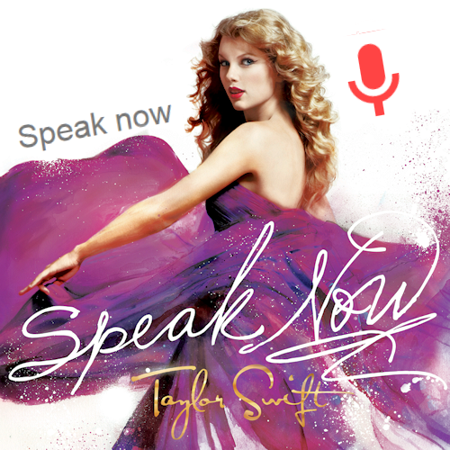 Speak Now - Taylor Swift vs Google