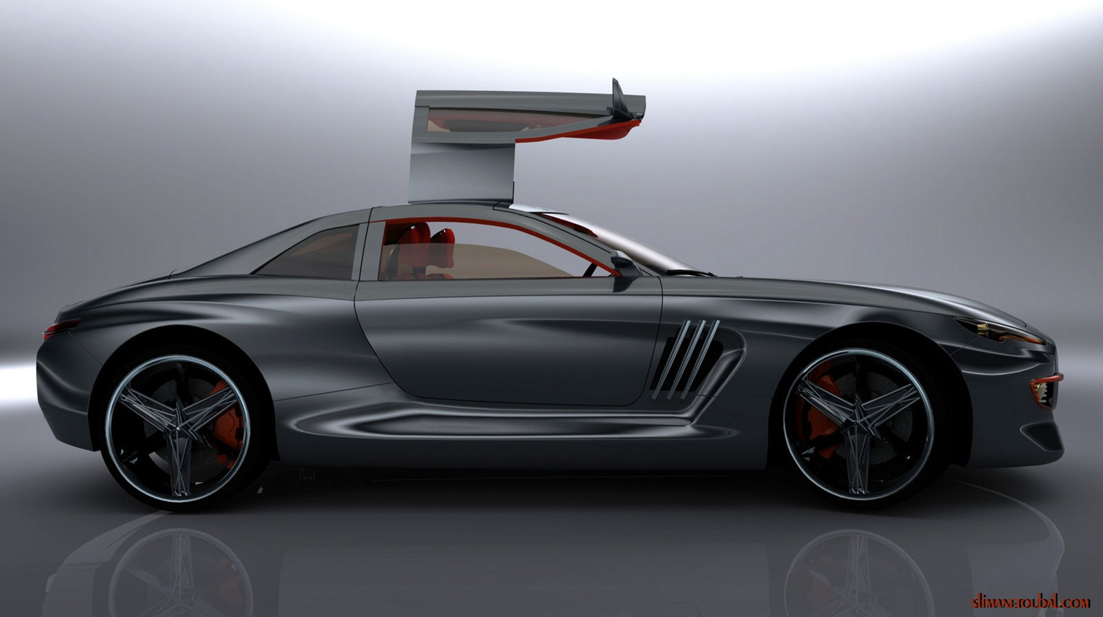 2015 mercedes benz 300 sl gullwing coupe autooonline magazine
