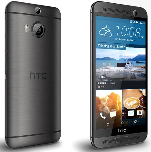 Harga HP Htc One M9 Plus terbaru 2015